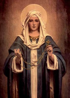 PRAY THE ROSARY!