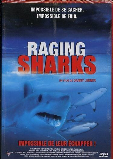 Raging Sharks affiche