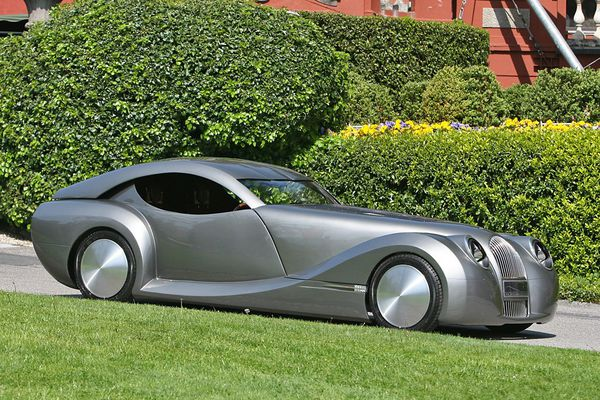 Morgan LifeCar Concept Cars Image