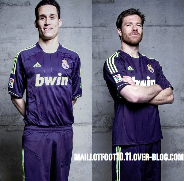 maillots-exterieur-real-madrid-2012-2013